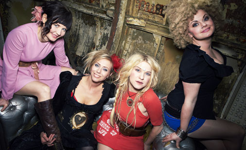 Katzenjammer - European tour dates below