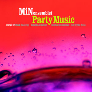 MiN-CD: Party Music, cover