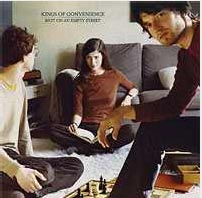 Kings of Convenience: Riot on an Empty Street - cover