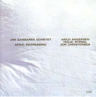 Jan Garbarek: Afric Pepperbird 1970