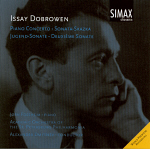 Jørn Fossheim and St. Petersburg Philharmonic Orchestra: Dobrowen: Piano Concerto and Sonatas