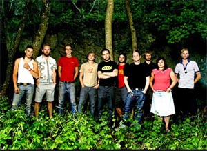Jaga Jazzist - see them live at the S�nar Village sat. June 14th at 8:30 PM