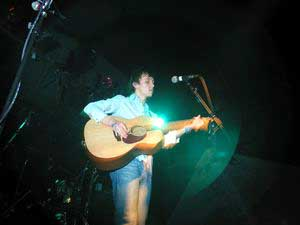 Sondre Lerche live in Baltimore February 21