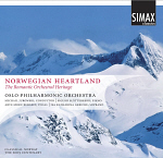 Norwegian Heartland – The Romantic Orchestral Heritage (cover)